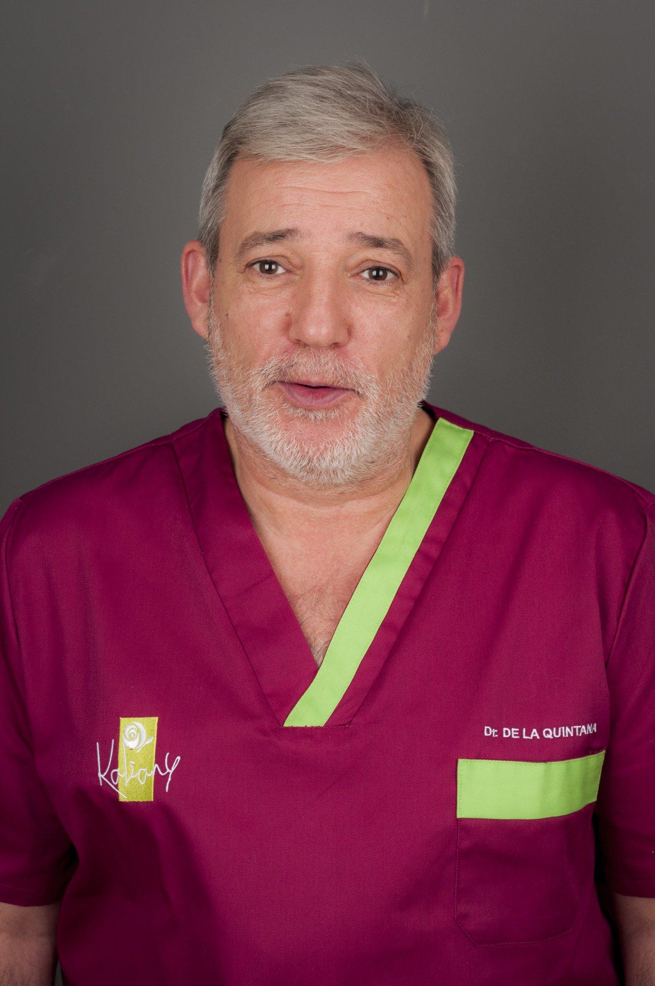 Doctor Agustin de la Quintana