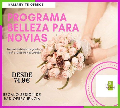 Programa de Belleza para Novias